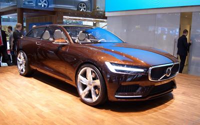 Image of Volvo Concept Estate