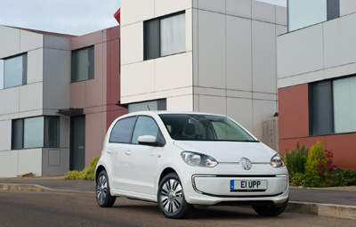 Image of Volkswagen e-Up!