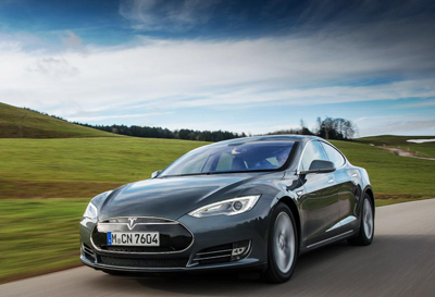 Image of Tesla Model-S