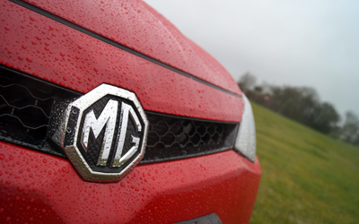 Image of MG6 grille