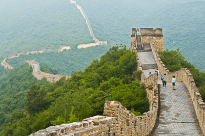 Great wall of china - Colin Capelle