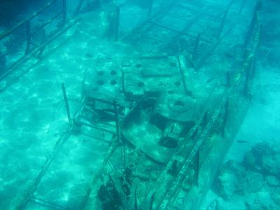 Ship wreck - Ben Ramirez