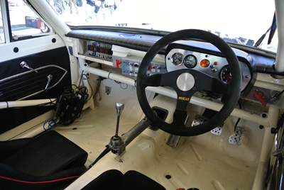 Image of car interior at 72mm