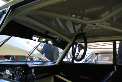 Image of roll cage at 72mm