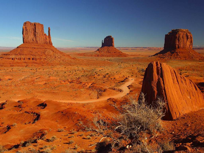 Image of Monument Valley