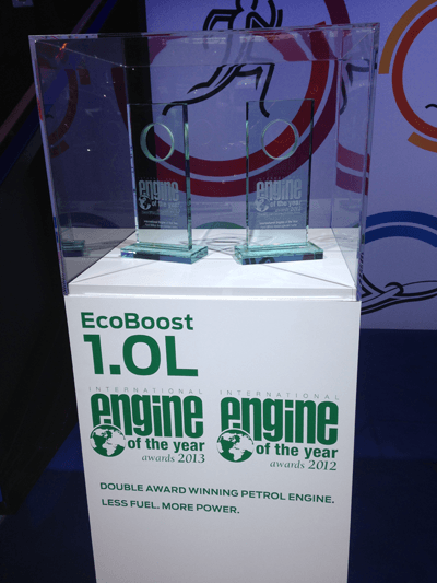 Eco-boost awards
