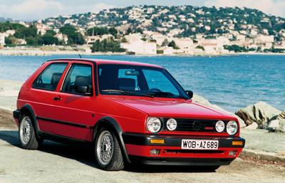 Image of Volkswagen Golf Mk2
