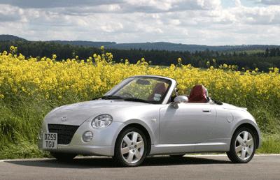 Image of Daihatsu Copen