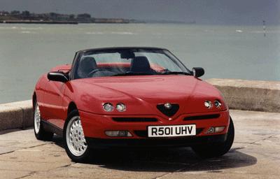 Image of Alfa Romeo Spider