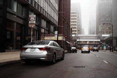 Image of Lexus in Chicago