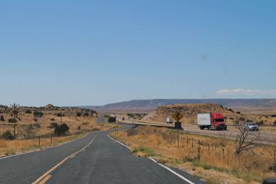 Image of desert in USA
