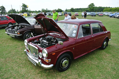 Image of Vanden Plas princess