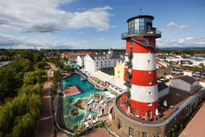 Image of Europa Park in Germany