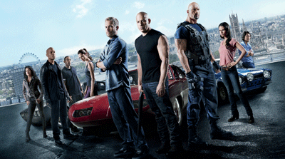 Image of Fast and the Furious cast