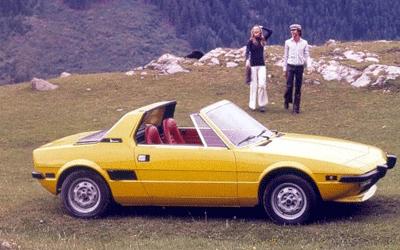 Image of Fiat X19