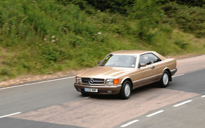 Image of Mercedes 560 SEC