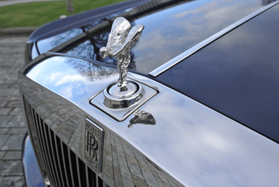 Image of the Spirit of Ecstasy