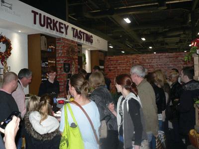 Turkey_tasting.