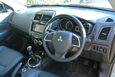 Image of Mitsubishi ASX