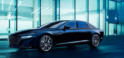 Image of the Aston Martin Lagonda
