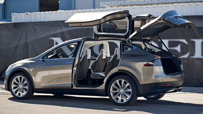 Image of Tesla Model X