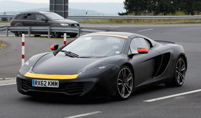 Image of McLaren P13