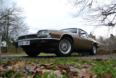 Image of a Jaguar XJ-S