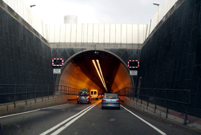 Image of Dartford Tunnel
