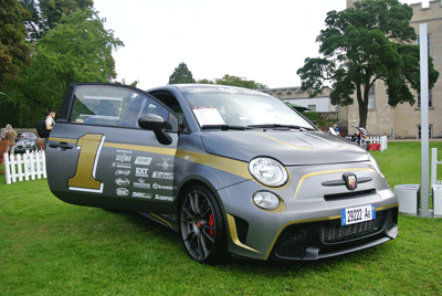 Image of Abarth Biposto