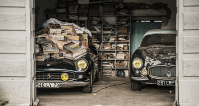 Image of a barn find