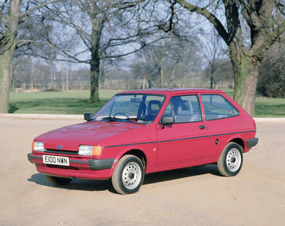 Image of Mark 2 Fiesta