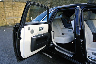 Image of Rolls-Royce Ghost doors