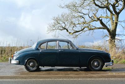 Image of Jaguar Mk2