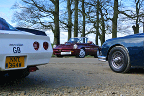 Image of classic cars