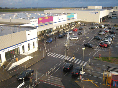 Image of Frankfurt Hahn airport
