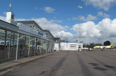 Image of Stocklholm Vasteras aiport