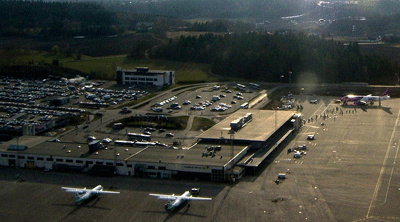 Image of Oslo Torp airport