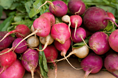 Image of beetroots