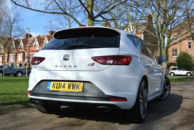 Image of SEAT Cupra