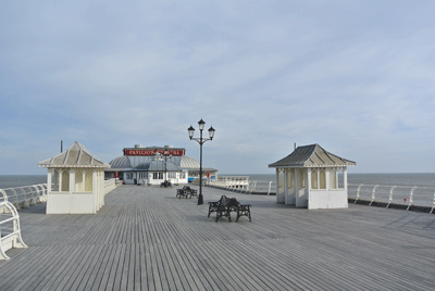 Image of Pier at Cromer