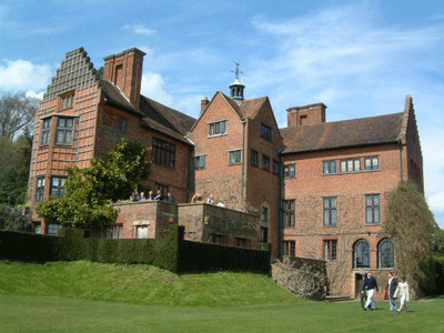 Image of Winston Churchill's old home
