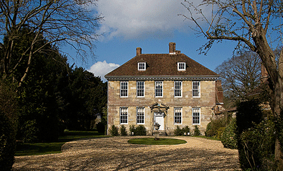 Image of Ted Heath's old home