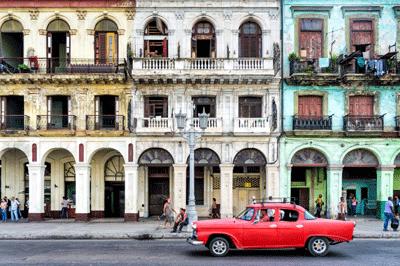 Image of Havana in Cuba