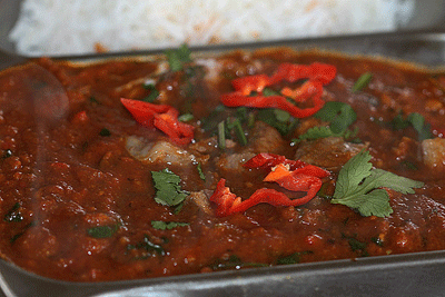 Image of a curry