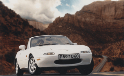 Image of Mazda MX-5 NA