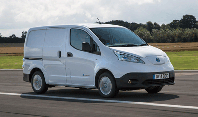 Image of e-nv200