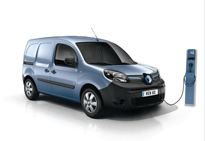 Image of Kangoo ZE