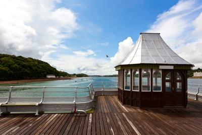 Image of Bangor pier