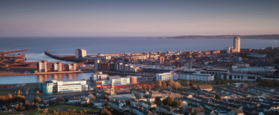 Image of Swansea seafront
