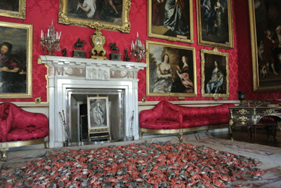 Image of Ai Weiwei exhibition at Blenheim palace